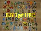 Ben 10 Figures 10cm Action Figures CHEAP from £1.49 FREE P&P_BUY 3 get 1 FREE