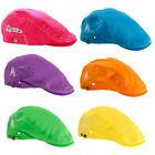 Golf Hat by Royal and Awesome Trendy & Loud Flat Cap 6 Bright Colors Hats Caps