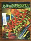 IEEE Computer Graphics and Applications - Apr-Dec 1986 (9 issues)