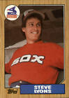 1987 Topps Baseball Card Pick 511-791