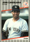 1989 Fleer Baseball Card Pick 251-487