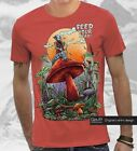 Alice In Wonderland t-shirt EXCLUSIVE for men, psychedelic tee, Free shipping