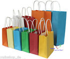 10 st Paper Bag Packaging Carrying Bag Paper Carrier Bags Bag Ab0, 22 €/ Pieces
