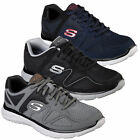 Mens Skechers Verse-Flash Point Sports Gym Walking Lace Up Trainer Sizes 6 to 13