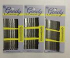 180 Goody Slideproof Secure Hold Bobby Pins 3 Pack 180 Total Count Choose Shade