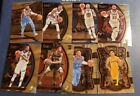 2017-18 Panini Select Concourse Premier Courtside Level Rookies RC Vets You Pick