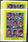 [STG34148] Tchad 2002 Formula 1 good sheets very fine MNH (x10)