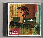 (IX938) Spraydog, Citrus Bitumen - 1998 CD