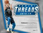 2018-19 Panini Threads NBA Basketball Cards Base and Short Prints Pick From List