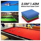 Professional Billiard Pool Table Cloth Mat Cover Indoor Games For 7ft/8ft Table $40.37 CAD on eBay