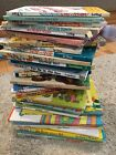 Lot Of 40 Early Reader Books Dr Suess Some Vintage
