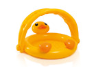 Intex Ducky Friend Baby Pool W/Shade Inflatable Kiddie Wading Swimming Pool