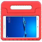 Kids Shockproof EVA Foam Handle Stand Case Cover For Huawei MediaPad T3 10 M5 10
