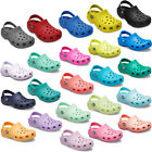 Crocs Classic Clogs Kids Summer Beach Holiday Childrens Boys Girls Sandals