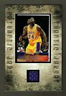 "Shaquille O'Neal Authentic Jersey & Card Set Jumbo 4""x6"" Vintage Sports Cards"