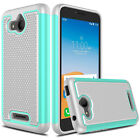 For Alcatel Tetra 6753B 5041C Phone Case Shockproof Hybrid Rubber Armor Cover