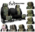 NEW Custom-Fit Realtree Camo Neosupreme Seat Covers w/Black Sides Camouflage