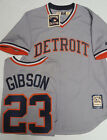 KIRK GIBSON DETRIOT TIGERS MENS THROWBACK JERSEY MAJESTIC PICK SIZE on Ebay