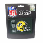 NFL Green Bay Packers Logo Nylon Tri-fold Wallet on eBay