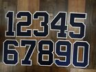 9529 New York YANKEES Number KIT For Authentic AWAY JERSEY Choose Any Number 0-9 on Ebay
