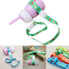 Cute Baby Cartoon Feeding Bottle Shatter-resistant Strap Fixing Buckle 4 Colors