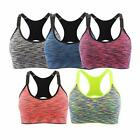 High Impact Incredible Sexy Sport Wire Free Padded Work Out Sports Bra Br50