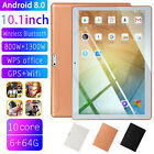 10.1 Inch  6g+64g Tablet PC Computer Laptop Android 8.0 Ten Core 3G Dual Camera