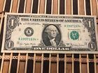 $1.00 Bill 1977A Star Note Good Condition