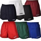 Mitre Mens Cotton Drill Rugby Training Fitness Shorts - Hockey Gym