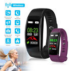 Smart Watch Band Heart Rate Blood Pressure Sleep Fitness Tracker Activity Sport