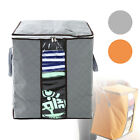 Anti Dust Large Storage Bag Clothes Quilt Blanket Storage Sort Bag for organizer