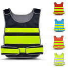 Unisex High Visibility Reflective Vest Cycling Outdoor Reflective Safety Clothes