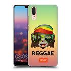 OFFICIAL emoji® MUSIC BACK CASE FOR HUAWEI PHONES 1
