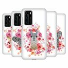 OFFICIAL MONIKA STRIGEL ANIMALS AND FLOWERS CASE FOR HUAWEI PHONES 1