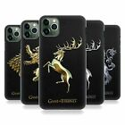 OFFICIAL HBO GAME OF THRONES EMBOSSED SIGILS CASE FOR APPLE iPHONE PHONES