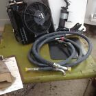 Issu w 4 conddenser and mounting braket,wire harness,hoses,fan,dryer