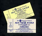 ALL-STAR BLITZ Show 2 Ticket Lot 1985 With Your Host PETER MERSHALL ABC #157