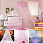 Princess Mosquito Net Lace Dome Bed Canopy for Children Kids Fly Insect 3 Color image