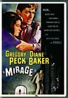 MIRAGE New Sealed DVD Gregory Peck Walter Mattheu