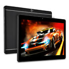 10.1'' Inch Gaming Tablet PC Android 8.1 Quad Core Dual Camera Wifi 64GB New