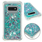 Dynamic Liquid Glitter Quicksand Case For Samsung S8 S9 S10 Plus Note 8 9 S7
