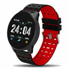 New Smart Watch Men Blood Pressure Heart Rate IP67 Waterproof Fitness Tracker <br/> Nice Gift √ 5 Color √ Camera Control √ Mate Couple √