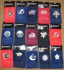 NHL TEAMS GOLF TRI FOLD TOWEL Embroidered $18.99 USD on eBay