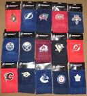 NHL TEAMS GOLF TRI FOLD TOWEL Embroidered
