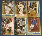 2019 Topps Series 1 Gold Foil Parallels #/2019 Veterans Rookies You Pick