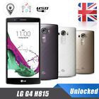Factory Unlocked LG G4 H815 32GB Android Mobile Smartphone New & Sealed Warranty