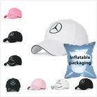 Внешний вид - New Racing Car Logo AMG Cap Sport Baseball Hat outdoor Adjustable Fast SHIP TOP