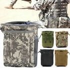 US Tactical Molle Small Recycling Storage Bag Outdoor Multifunctional Package