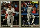 2019 TOPPS HERITAGE HIGH NUMBER ACTION VARIATION SP SINGLES w/ RC - YOU PICK SET on Ebay