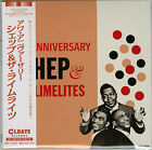 Shep & die Limelites-Our Anniversary-Japan Mini LP CD Bonus Track C94